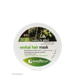 "Маска для волос Mastic Spa Восстанавливающая  ""Revital Hair mask"" фото"