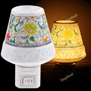 Светильник-ночник TinyDeal Fragrant porcelain small night lamp фото