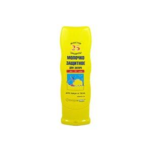 Солнцезащитное молочко водостойкий флоресан