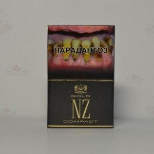 Сигареты NZ Gold Compact фото