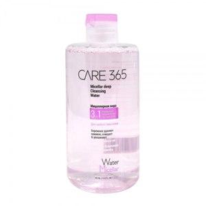 Мицеллярная вода CARE 365 3 в 1. Очищение. Увлажнение. Экстра - уход, 445 мл фото