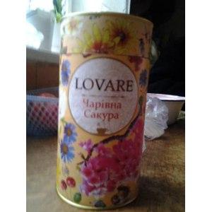 "Чай  Яшкино Lovare ""Чарівна Сакура"" фото"