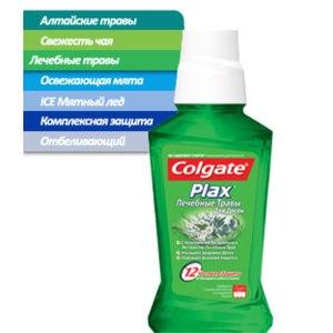 Ополаскиватель для полости рта Colgate Plax Лечебные травы для десен фото