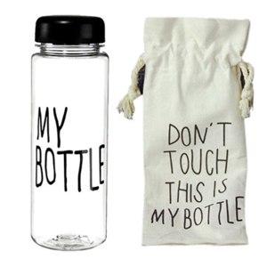 Бутылка для напитков Буквоед My bottle фото