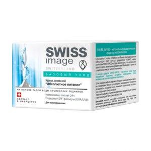 """Крем для лица Swiss Image Дневной """"Абсолютное питание"""" фото"""