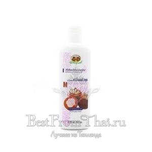 Антибактериальное жидкое мыло для лица и тела Abhaibhubejhr Mangosteen Peel Liqid Soap фото