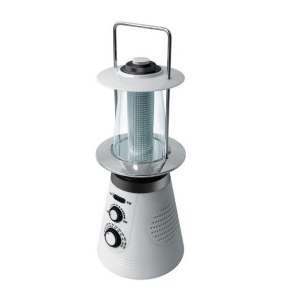 Портативный радиоприёмник с фонарём HYUNDAI H-RLC160 фото