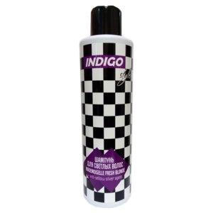 Шампунь для светлых волос INDIGO style Pro Серебристый фото