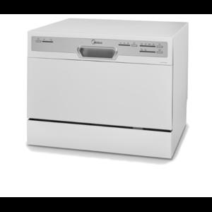 Компактная посудомоечная машина Midea MCFD 55200W фото