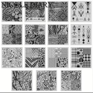 Аксессуары для ногтей Aliexpress <b>NICOLE DIARY</b> 15 Pcs/Set <b>Nail</b> ...
