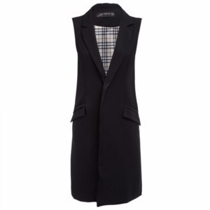 Жилет AliExpress Woman Outerwear Jacket Blazer Colete Feminino Coats фото