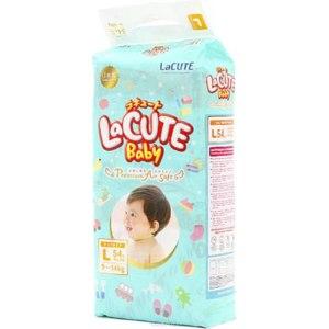 Подгузники LaCUTE Baby Подгузники Premium Air Soft 9-14 кг фото