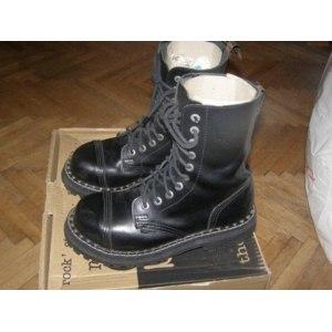 Ботинки Steel  фото