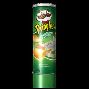 Чипсы картофельные Pringles  фото
