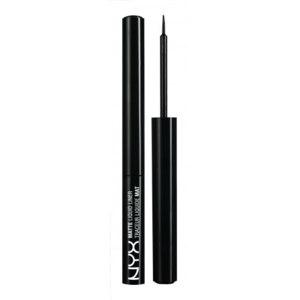Подводка для глаз NYX Professional Makeup Matte liquid liner  фото