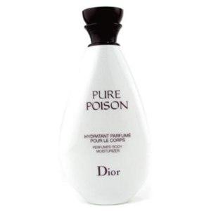 Парфюмированное молочко для тела Dior Perfumed Body Moisturizer Pure Poison фото