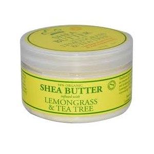 Масло для тела Nubian Heritage  Shea Butter, Infused with Lemongrass & Tea Tree фото