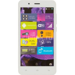 Мобильный телефон Digma Смартфон S506 4G VOX  фото