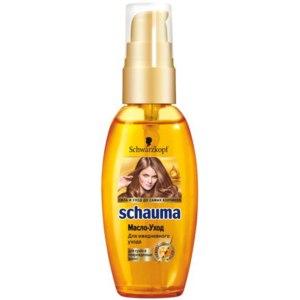 Масло для волос Schauma Уход  фото