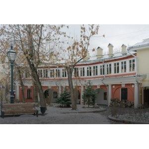 Московский дворик на Пречистенке 32, Москва фото
