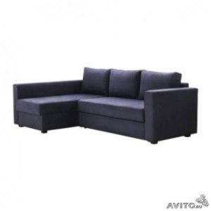 Угловой диван-кровать Монстад IKEA фото