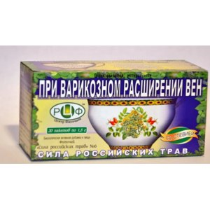 Чай Сила Российских Трав От Варикозного расширения вен фото