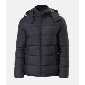 Пуховик O stin MJ6P75-99 - «Куртка зимняя Остин с искусственным ... 01b2971eb16