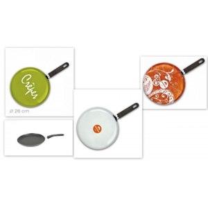 Сковорода блинная Granchio  23см  фото