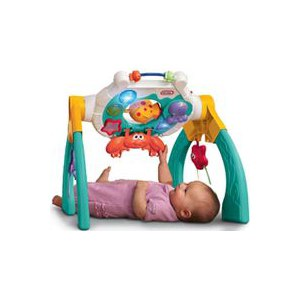 Little tikes Musical Ocean 3-in-1 Gym фото