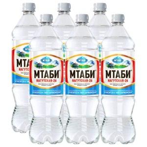 """Минеральная вода ООО """"ТПК """"Родные дали"""" """"МТАБИ"""" фото"""