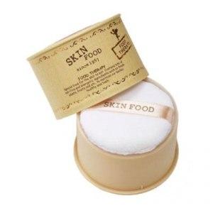Пудра SKINFOOD Peach Sake Silky Finish Powder  фото