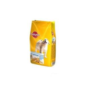 Корм Pedigree с молочными подушечками для щенков с 2 месяцев фото