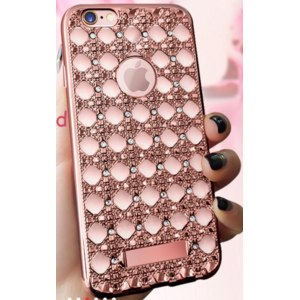 Чехол Aliexpress Luxury Shining Diamond Case for apple iphone 6 plus 6 Soft cover TPU Protective Cover for iphone 6 S 6 S PLUS shell фото