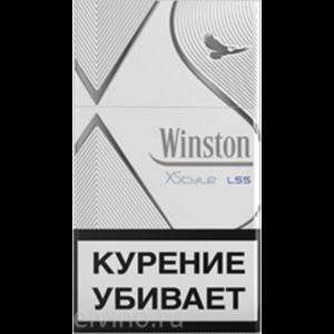 Сигареты Winston XStyle Серые фото