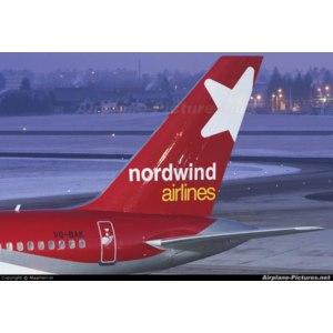 """Авиакомпания Северный ветер """"NordWind Airlines"""" фото"""