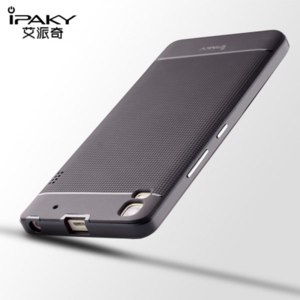 Бампер для смартфона Aliexpress 100% Original high quality ipaky brand Back Cover Silicon Neo Hybrid Case for Lenovo k3 note, all colors in stock фото