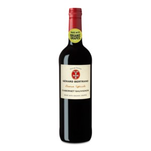 """Вино красное сухое Gerard Bertrand """"Reserve Speciale"""" Cabernet Sauvignon, категории IGP, урожай 2017 года. фото"""