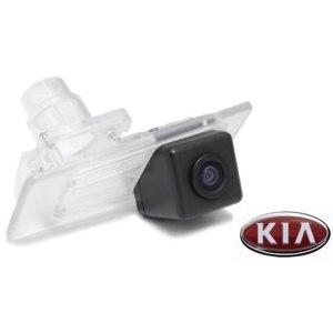 Камера заднего вида Kia Ceed JD для моделей  (2012- н.в.) Хэчбэк с диодной подсветкой фото