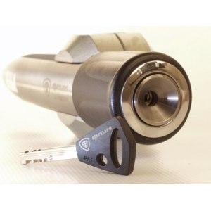 Механическое противоугонное устройство Флим Блокиратор рулевого вала Гарант Блок Люкс 085.E/f  для renault kaptur (от 2020 г.в.) фото