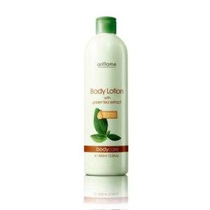 Лосьон для тела Oriflame с экстрактом зеленого чая Body Care фото
