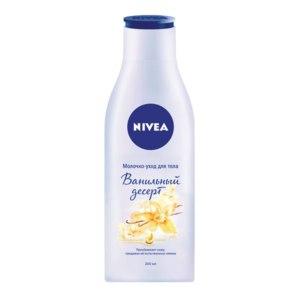 Молочко для тела NIVEA Ванильный десерт фото