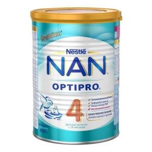 Детская молочная смесь Nestle NAN 4 Optipro фото