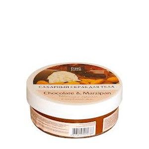 Скраб для тела Fresh Juice Chocolate & Marzipan фото