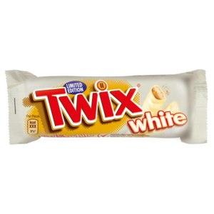 Шоколад Mars Twix white  фото