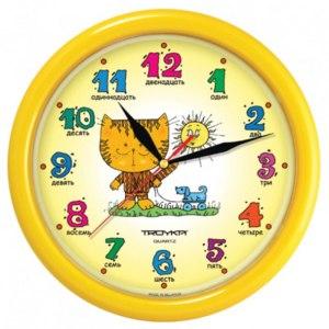 Часы настенные  Troyka детские (арт. 21250290) фото