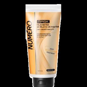 Восстанавливающая маска для волос  Numero  с экстрактом карите фото