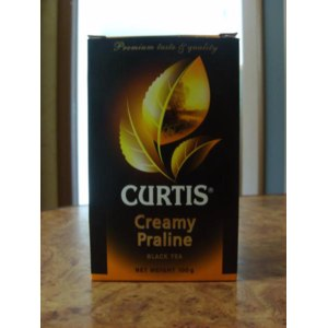 Чай  Curtis Creamy Praline фото