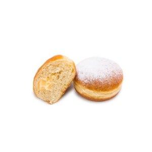 """Пончики берлинские Октион """"С кремом"""" фото"""