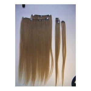 Накладные натуральные пряди на заколках HAIRSHOP  фото