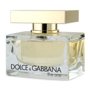 Dolce & Gabbana  THE ONE  фото